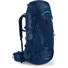 Lowe Alpine Manaslu ND 55:65 Backpack Women Blue Print